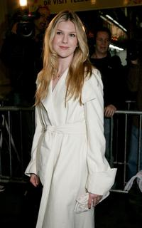 Lily Rabe at the Opening night of