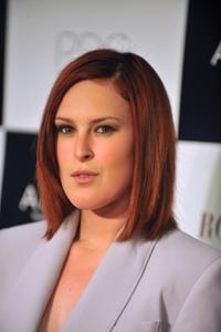 Rumer Willis at the Genlux Magazines Britweek Designer Of The Year Fashion Show And Awards.