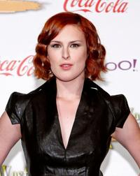 Rumer Willis at the ShoWest Awards ceremony.