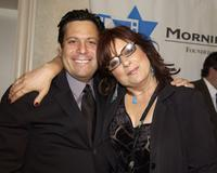 Caroline Aaron and Darren Star at the 3rd Annual Jewish Image Awards in Film and Television.