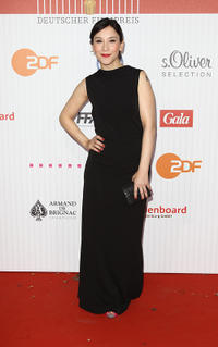 Sibel Kekilli at the red carpet of the Lola - German Film Award 2011.