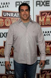 Rob Riggle at the DVD launch party of