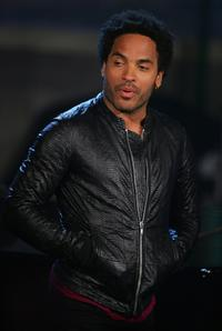 Lenny Kravitz at the 174th edition of the