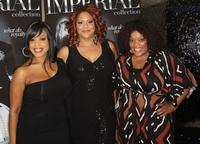 Niecy Nash, Kim Coles and Yvette Nicole Brown at the TBS'