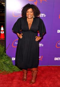 Yvette Nicole Brown at the 9th Annual BET Celebration of Gospel.