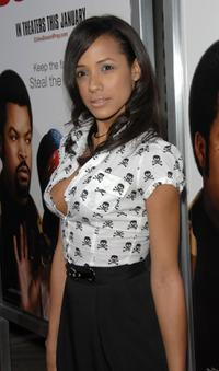 Dania Ramirez at the world premiere of