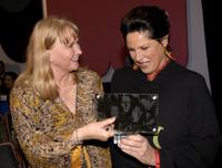 Diane Ladd and Lainie Kazan at the Method Fest Independent Film Festival.