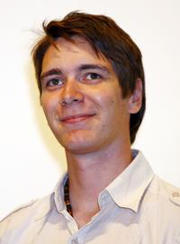 James Phelps at the screening of