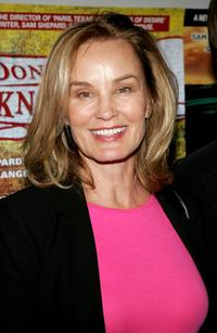 Jessica Lange at the New York Premiere Of