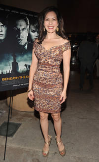 Dahlia Waingort at the California premiere of