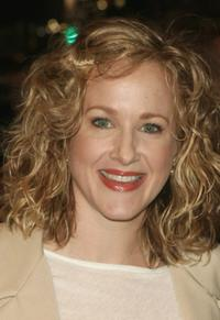 Katie Finneran at the opening night of