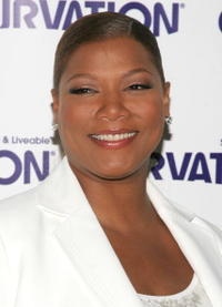 Queen Latifah the second annual Curvation Project Confidence Awards and fashion show in N.Y.