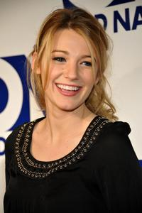 Blake Lively at the Old Navy's Celebration of