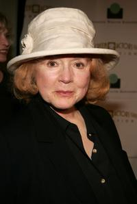 Piper Laurie at the Screen Actors Guild Foundation Unveils Actors resource Centre.