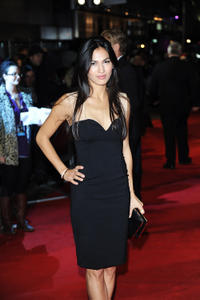 Elodie Yung at the England premiere of