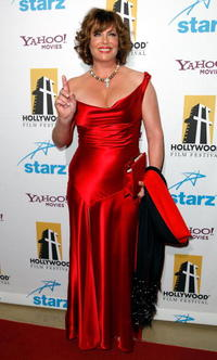 Kelly LeBrock at the 11th Annual Hollywood Awards.