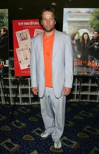 James LeGros at the premiere of