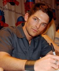 Brian Presley at the signing of ABC daytime's