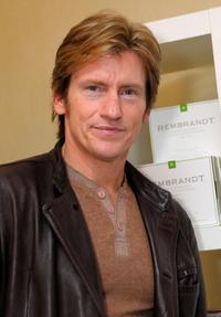 Denis Leary at the Luxury Lounge in honor of the 2008 SAG Awards.