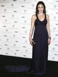 Emily Blunt at the Raisa Gorbachev Foundation Party.