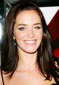 Emily Blunt at the premiere of