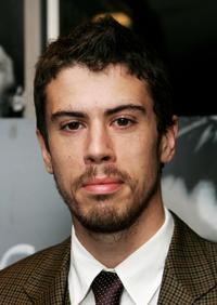 Toby Kebbell at the London screening of
