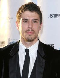Toby Kebbell at the Swerve Festival.