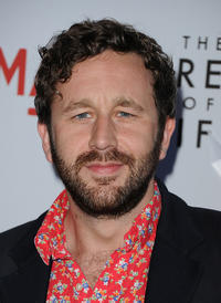 Chris O'Dowd at the California premiere of