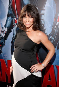 Evangeline Lilly at the California world premiere of