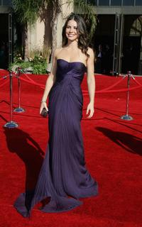 Evangeline Lilly at the 58th Annual Primetime Emmy Awards.