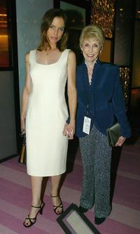 Janet Leigh and daughter Kelly Leigh at the After Party For Film Premiere of