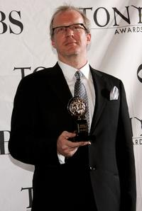Tracy Letts at the 62nd Annual Tony Awards.