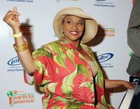 Jenifer Lewis at the Distinctive Assets Gift and Lounge.