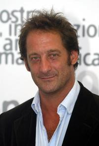 Vincent Lindon at the 59th Venice Film festival.