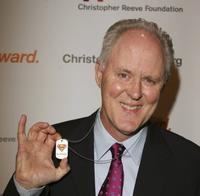 John Lithgow at the Second Annual Christopher Reeve Foundation Celebration.