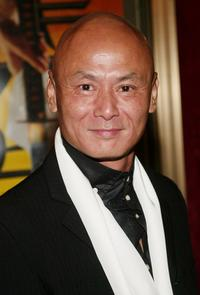 Gordon Liu at the Premiere of