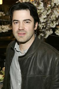 Ron Livingston at the 2006/2007 TNT And TBS UpFront reception.