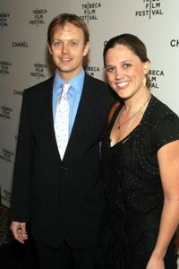 Heidi Ewing and Guest at the Chanel Dinner during the 2007 Tribeca Film Festival.