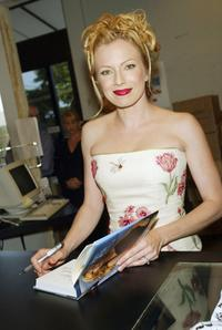 Traci Lords at the signing of her new book