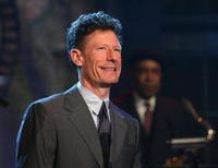 Lyle Lovett performs on