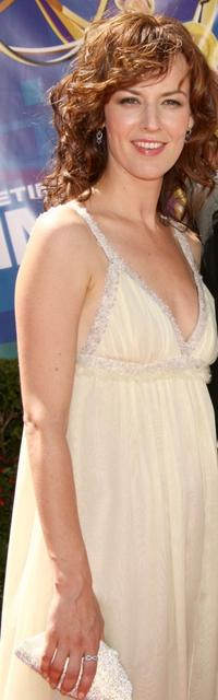 Rosemarie DeWitt at the 58th Annual Primetime Emmy Awards.