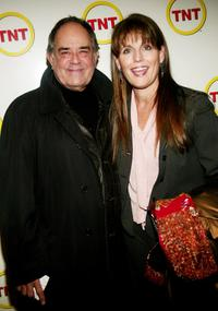 Laurence Luckinbill and his wife Lucie Arnez at the special screening of