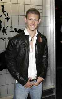 Alex Pettyfer at the after party of the UK premiere of