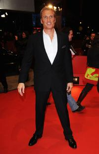 Dolph Lundgren at the premiere of
