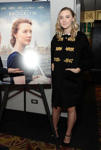 Saoirse Ronan at the New York premiere of