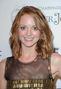 Jayma Mays at the 3rd Annual Women In Film Pre-Oscar Party.