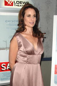 Andie MacDowell at