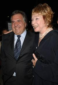 Shirley MacLaine at the California premiere of