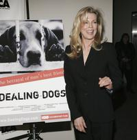 Kim Basinger at the premiere of