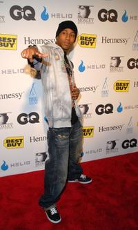Brandon T. Jackson at the Timbaland Celebrates MTV VMAs With Celebrity Bash.
